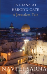Book Talk on Reuters – Navtej Sarna on India's Jerusalem connection