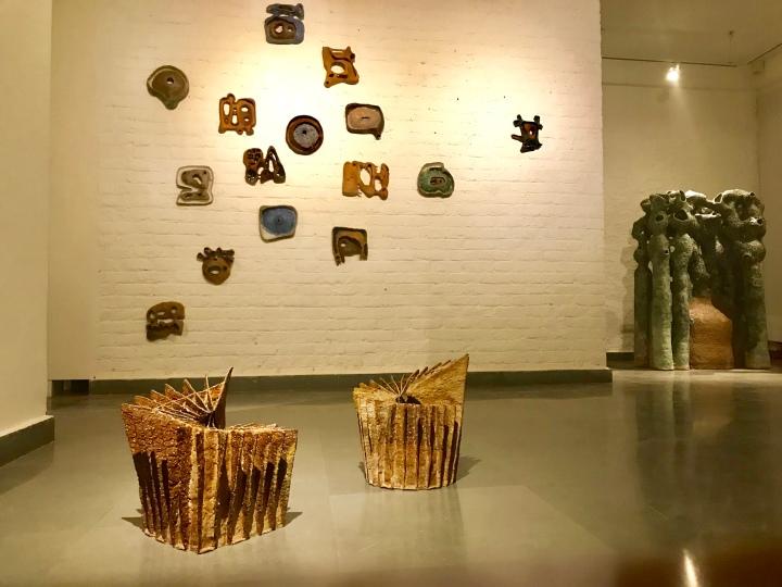 19 Gallery View of Jantar Mantar and Untitled 2